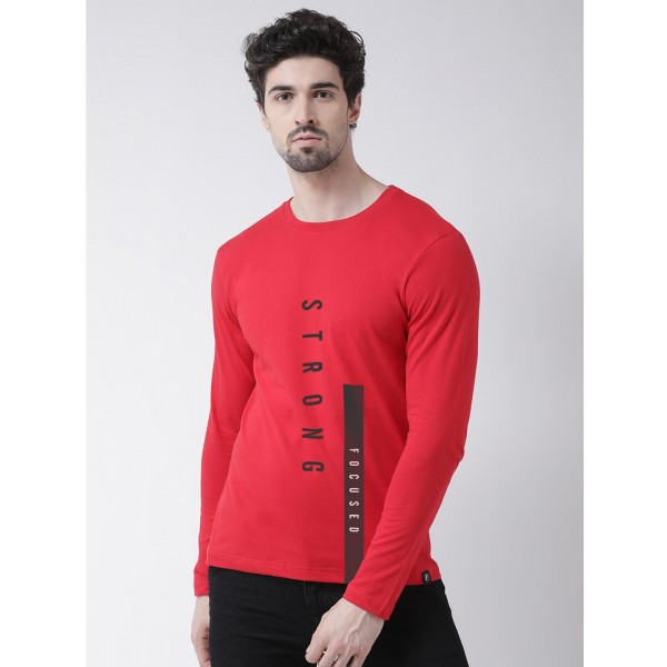 Mens Strong Full Sleeve Tshi...