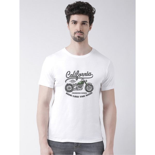 California Round Neck Tshirt
