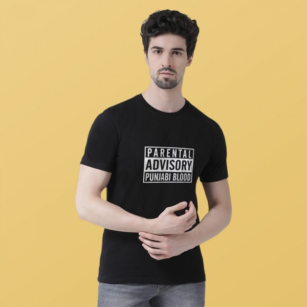 Parental Round neck Tshirt