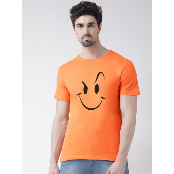 Smily Round neck Tshirt