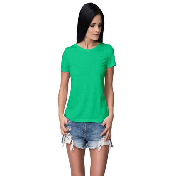 Green Round neck Tshirt
